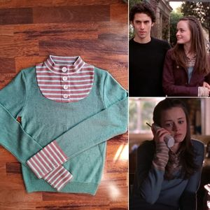 Striped sweater ASO Gilmore Girls - SOLD
